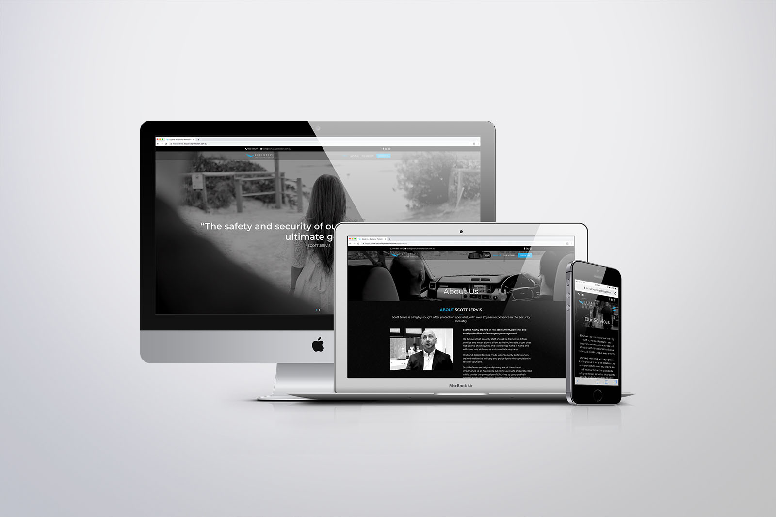 Website, EPS