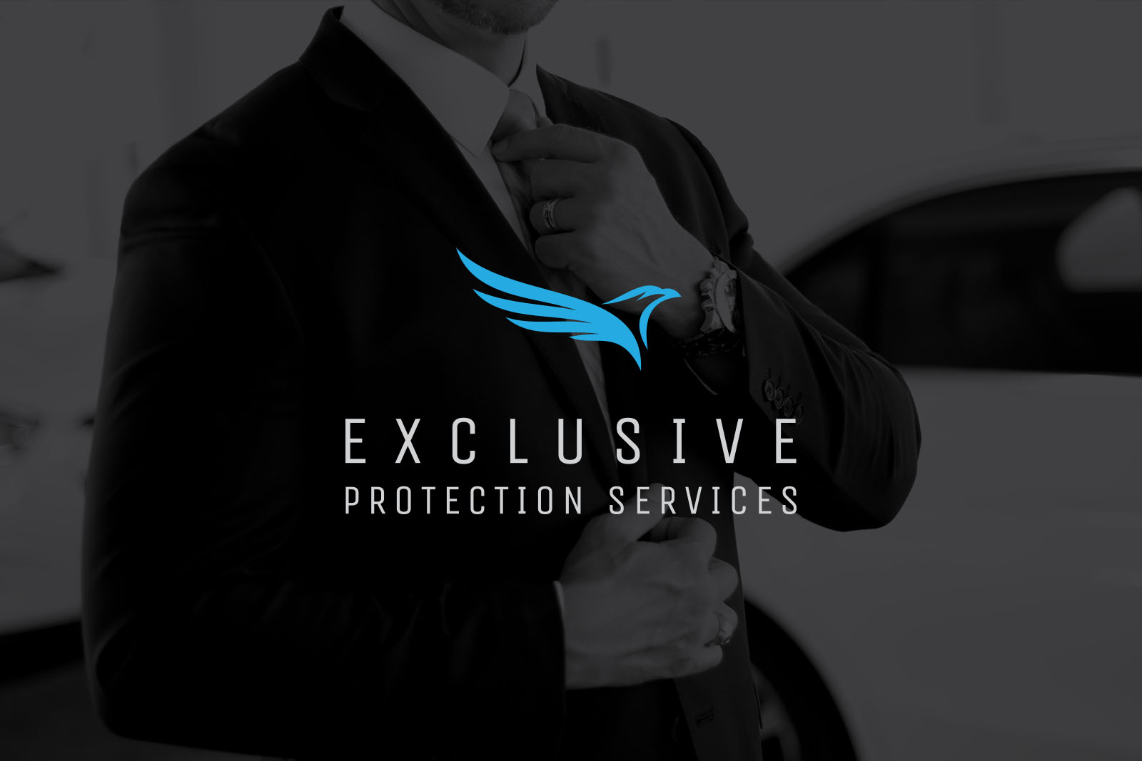 EPS Photo, EPS Logo, Exclusive Protection Services